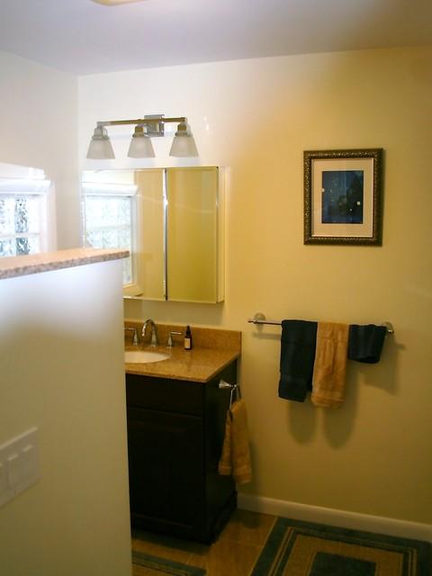 Downtown providence condo for Bath remodel ri